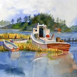 Chesapeake Watercolors
